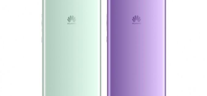 Huawei P10 新配色曝光, 又綠又紫?! 還加上 YAMAHA, Harman Kardon 音效