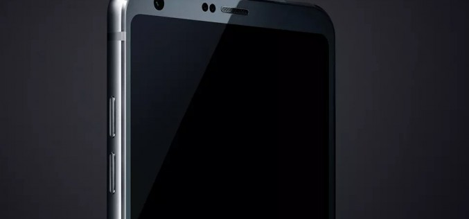 採用圓角設計,LG G6 實機再度曝光!