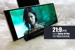 中階機都可享有旗艦手機的影音體驗!21:9 屏幕令 Xperia 10 Plus 用戶體驗更勝旗艦