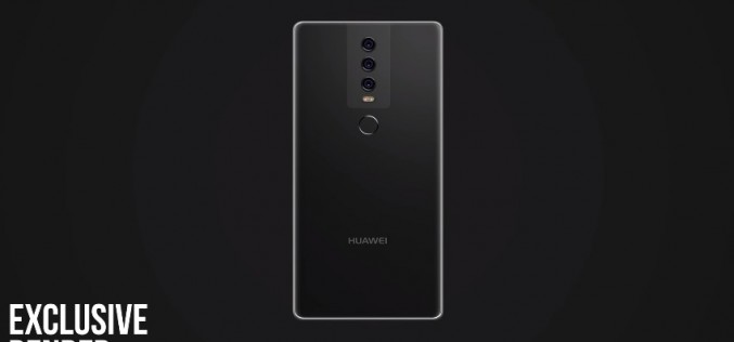 Huawei 新旗艦 P20 曝光, 採用18.7:9 屏幕