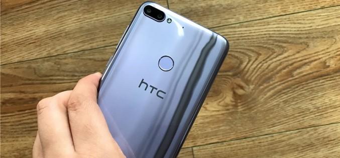 極靚仿鏡面設計,HTC Desire 12+ 開箱!