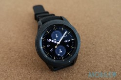 Samsung Galaxy Watch 新錶上手試玩!