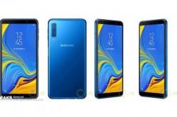 Samsung 首款三鏡頭手機,Galaxy A7(2018) 渲染圖曝光!