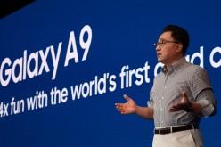 為什麼將4主鏡頭會率先用在中階的 Galaxy A9身上? 專訪 Samsung 移動通信業務總裁 DJ Koh