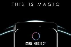 搭載升降鏡頭及 Kirin 980 處理器,Honor Magic 2 確定於10月31日發佈!