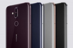 Nokia 8.1 首次曝光: 搭載驍龍710 + 預載 Android 9.0