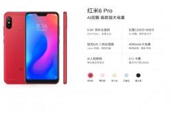 開價 1,799 紅米 Note 6 Pro 下週上市!