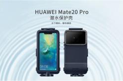Huawei 為 Mate 20 Pro 推出專業潛水保護殼!