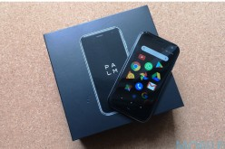 Palm Phone 上手試:用來做副機機一流!