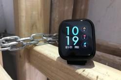 開箱介紹:ZOHO Q8 智能手錶 重量級工業風格