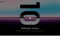 Samsung Galaxy S10 系列及全球首款摺疊式屏幕手機有什麼吸引人的地方?淩晨3點約定你!