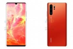 男女都適合使用,Huawei P30 Pro 紅色版本曝光!