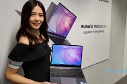 HUAWEI MateBook 13 手機相片極速Share