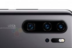 HUAWEI P30 系列設計圖曝光:Pro 版都玩雙曲面屏