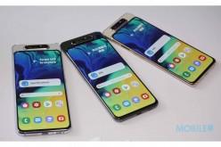 Galaxy A80 曼谷現場上手試:升降加旋轉鏡頭有幾特別?