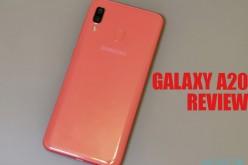 Samsung Galaxy A20 價錢 Price、規格及評測:2019 年最抵玩 NFC 入門機