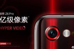 億級像素、驍龍 855、支持 5G!Lenovo Z6 Pro 本月發表