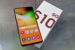 Samsung Galaxy S10 5G 將於下月登陸英國!