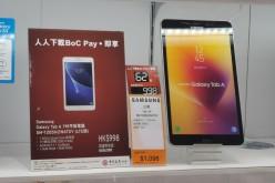 一千蚊入手 Samsung 平板,Galaxy Tab A 僅售 $998