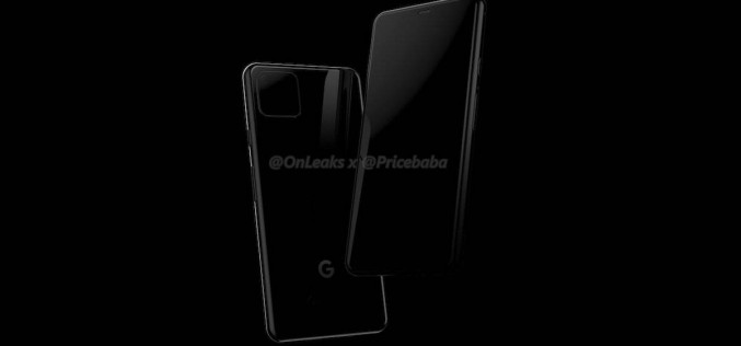 疑似 Google Pixel 4 真機上手,採前置雙鏡頭設計,酷似 Galaxy S10+