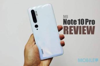 小米 Note 10 Pro 價錢 Price 及評測:1億像素鏡頭表現又如何?