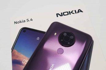 NOKIA 5.4 價錢 Price 及評測:超靚仔入門 4G 手機
