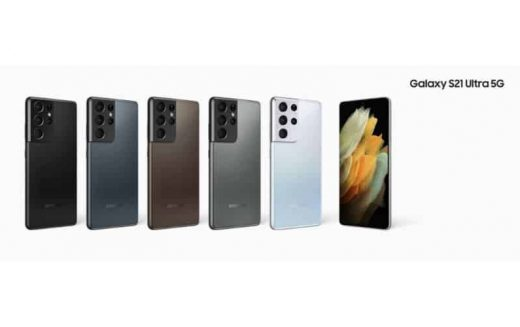 SAMSUNG Galaxy S21 系列又會有咩色??